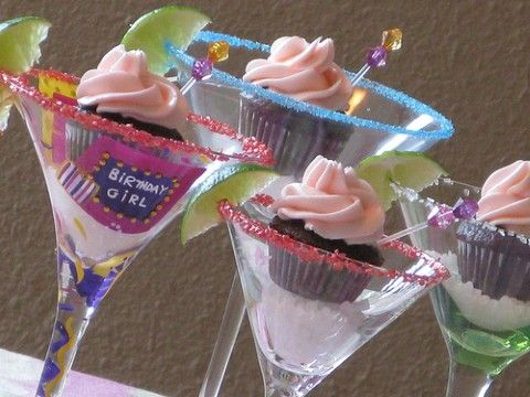 cute idea for adult birthday party. check our facebook ...