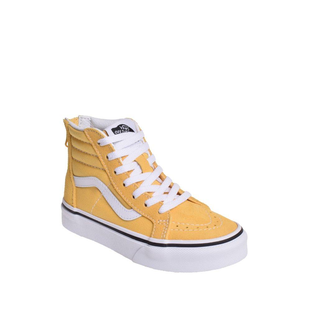 vans high tops kids yellow Online