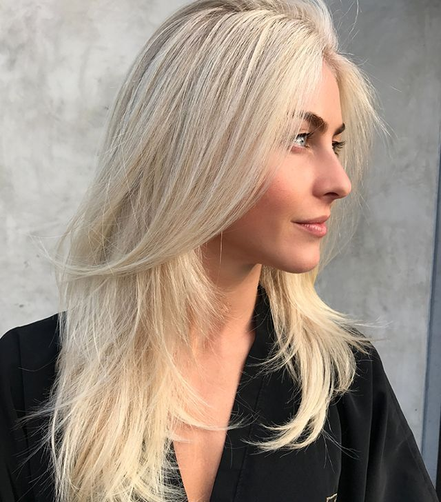 We Can't Stop Staring at Julianne Hough's Wedding Hair Transformation
