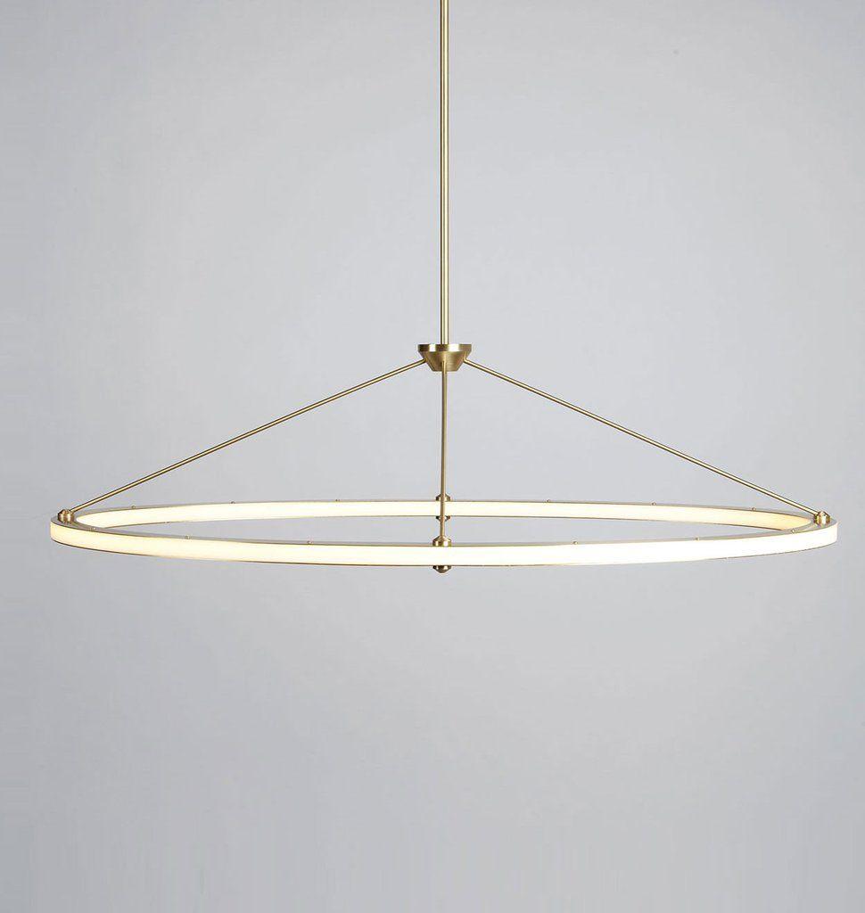 Oval pendant brushed brass lighting pinterest lights beach oval pendant brushed brass aloadofball Images