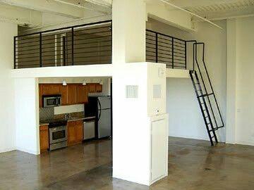 Fidm Campus Dorms Loft Room Living Spaces Campus Dorm