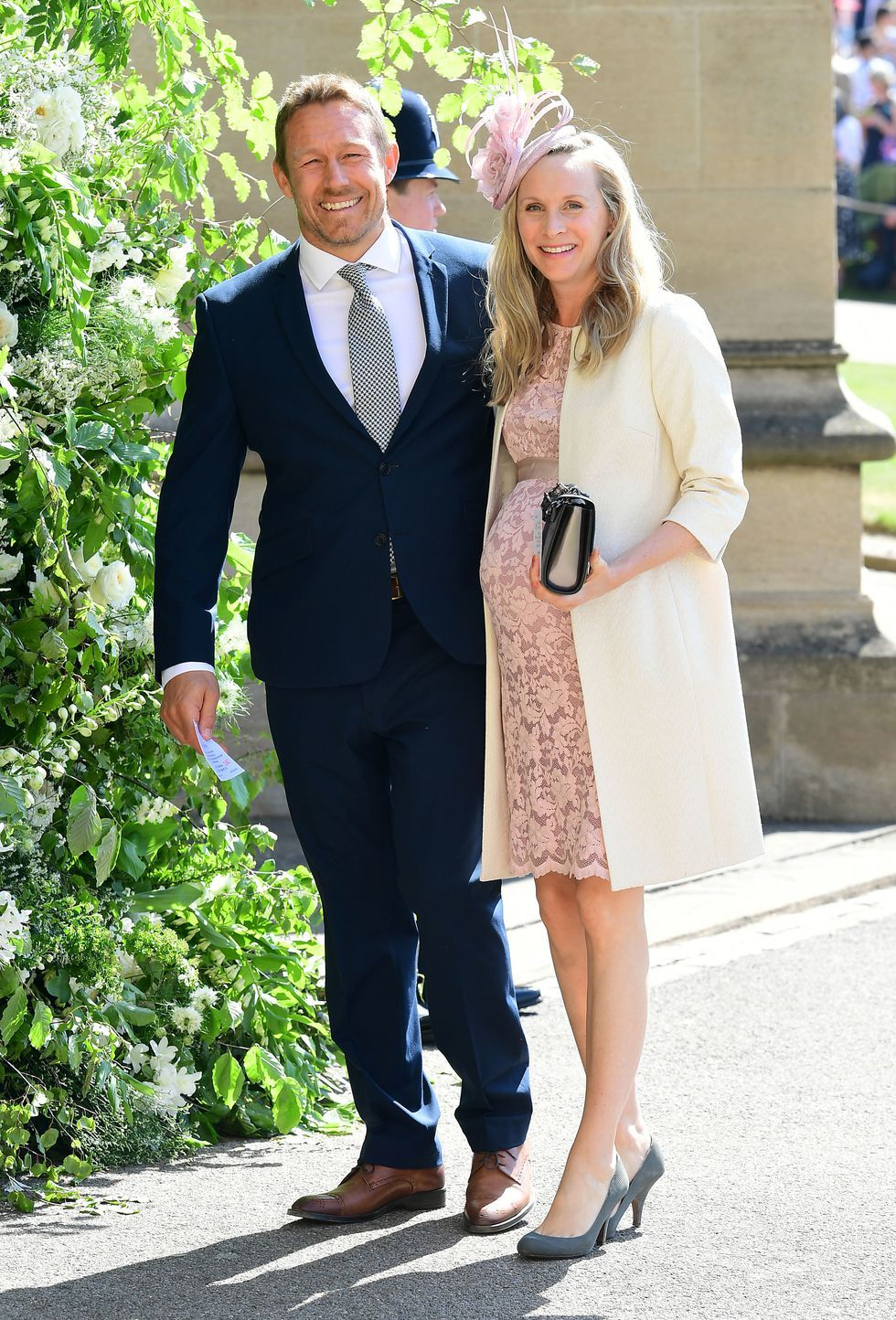 Celebrities At Royal Wedding.All The Celebrities At Prince Harry And Meghan Markle S Royal