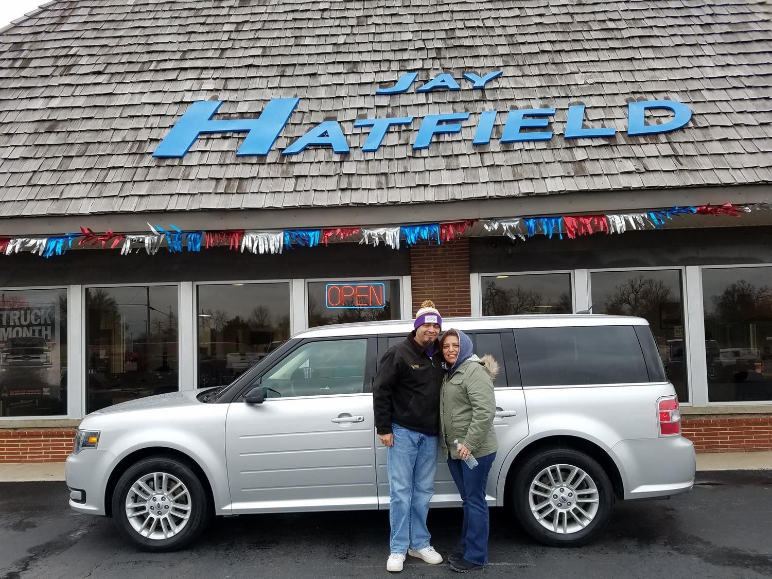 Jay Hatfield Ford >> Awesome Congratulations To Michael Silvia On Your New