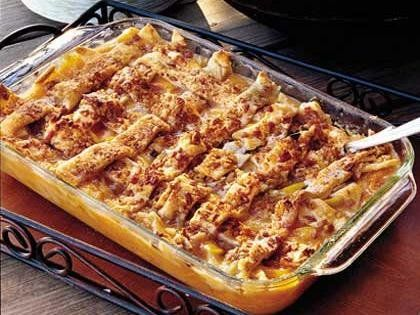 Pecan-Peach Cobbler #peachcobblercheesecake