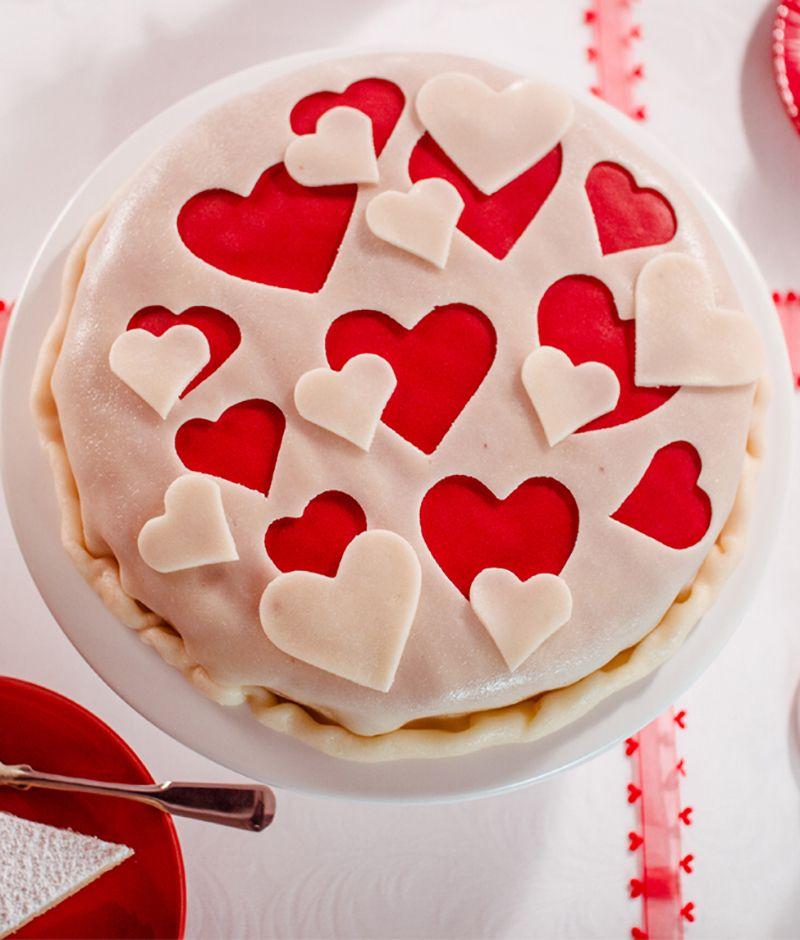 Herzlicher Kuchen Rezept Valentinstag Kuchen Kuchen Rezepte