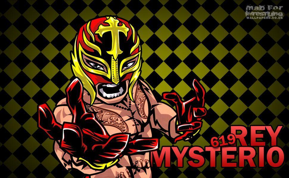 Rey Mysterio Hd Wallpaper Sports Wallpapers Wrestling Wwe