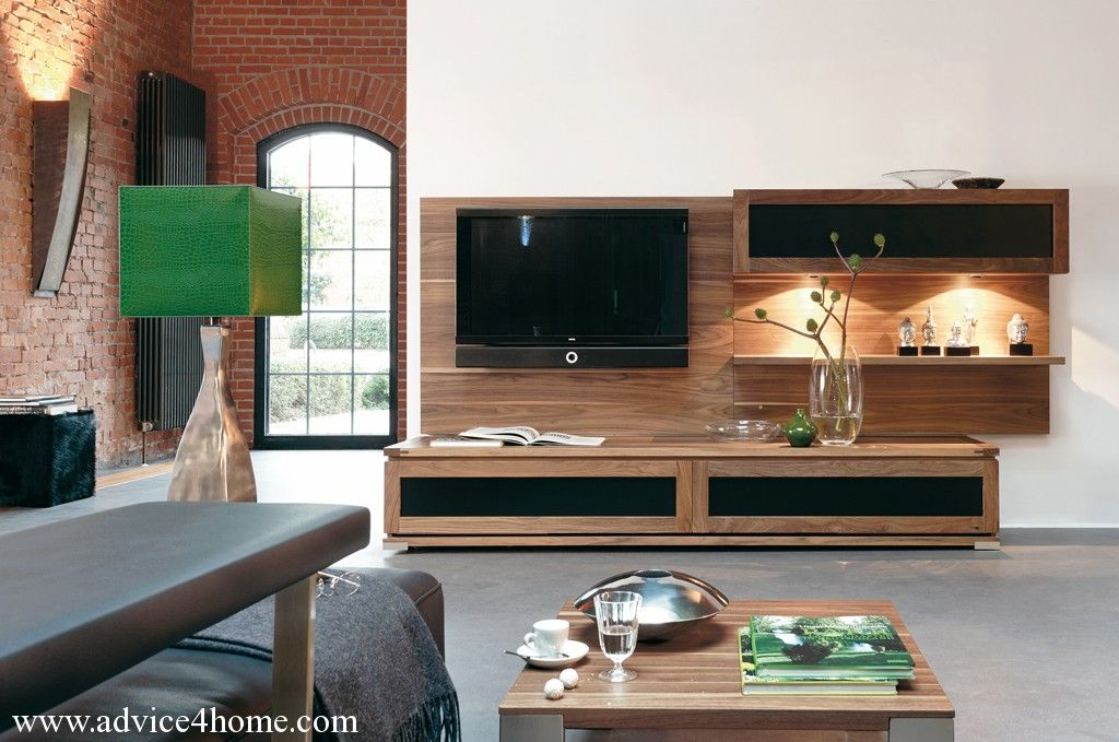 Latest Wooden Lcd Tv Wall Cabinate With White Wall In Living Room Jpg Diy