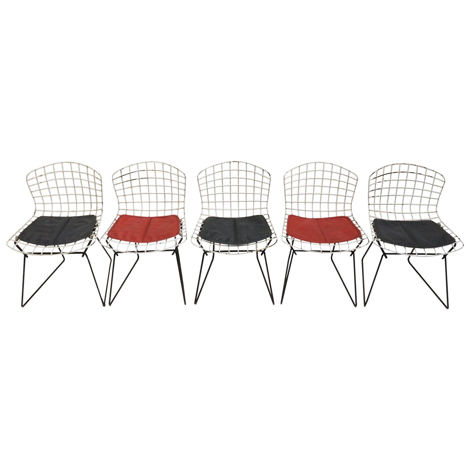 Knoll Bertoia Child Size Chairs Set of 5 BABY CHILD