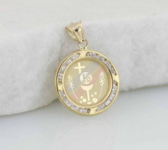 necklace pendant first pearl the chalice catholic company and communion