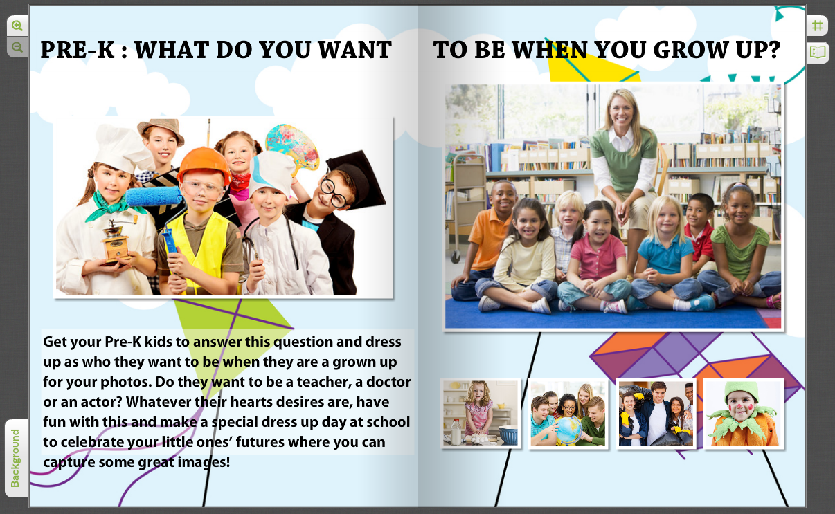 Looking at Students\' Future - Yearbook Idea for Personalized Pages ...