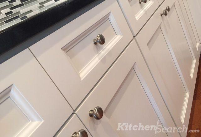 Best All Wood Kitchen Cabinets 10X10 Rta Uptown White Cheap 400 x 300
