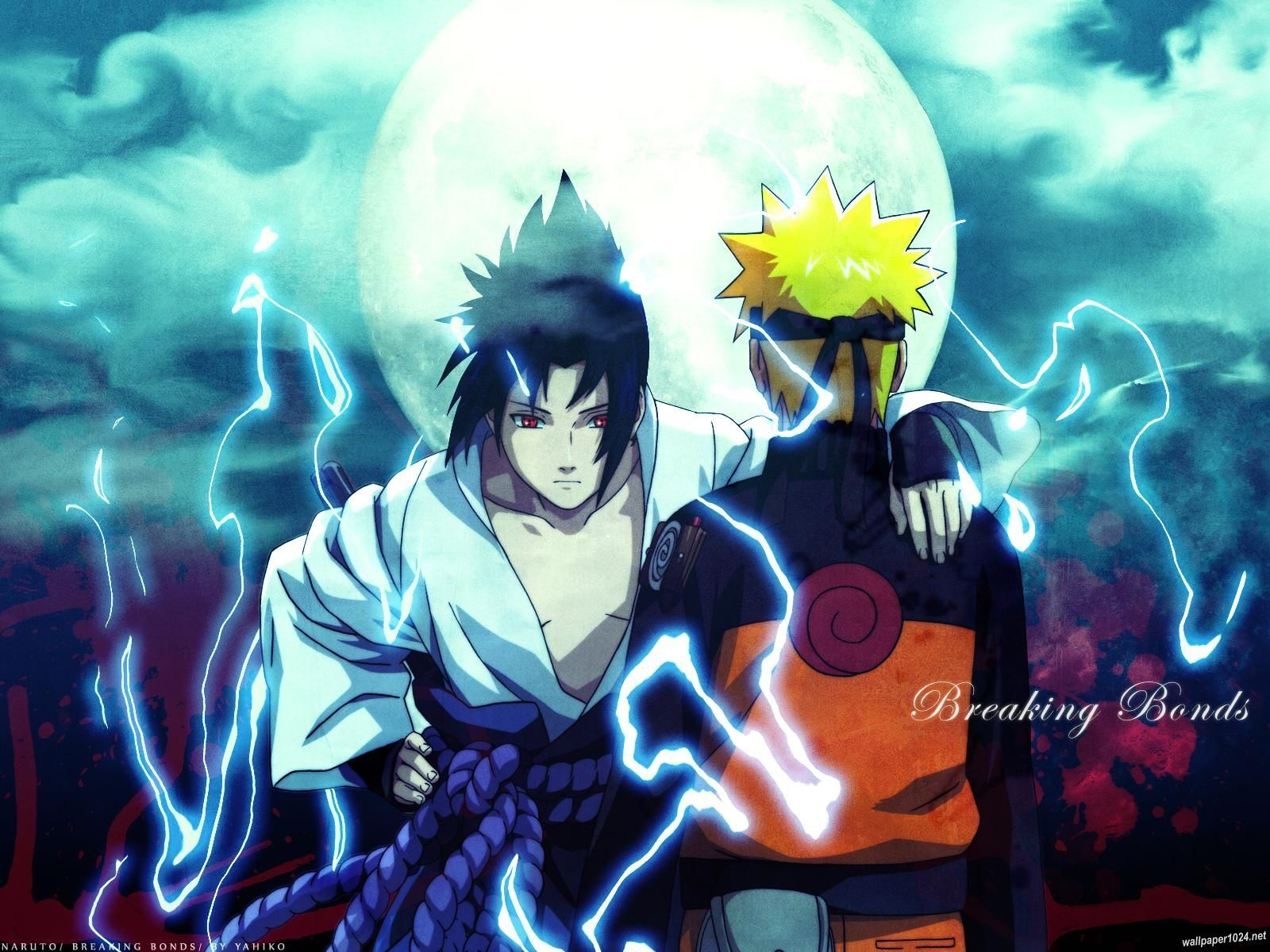 Full Hd P Naruto Wallpapers Hd Desktop Backgrounds 1366 768