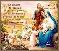 Risultati immagini per buongiorno con immagini sacre antipasti pinterest amen dios and god - La famiglia e lo specchio in cui dio si guarda ...