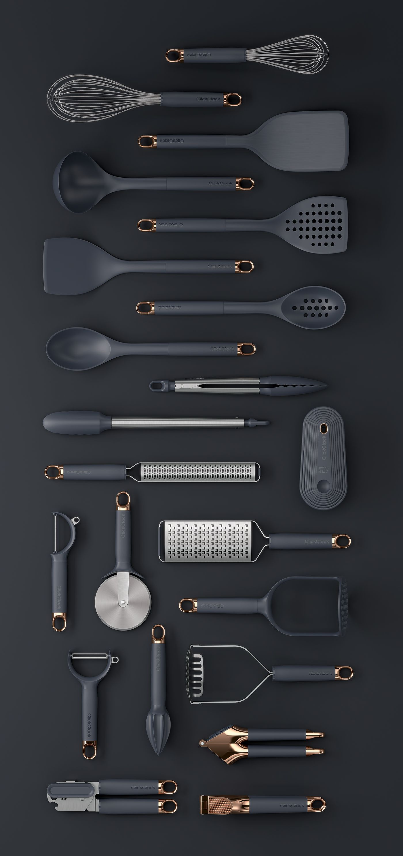 Click clack prep tools on behance essged ns pinterest for Innenarchitektur tool