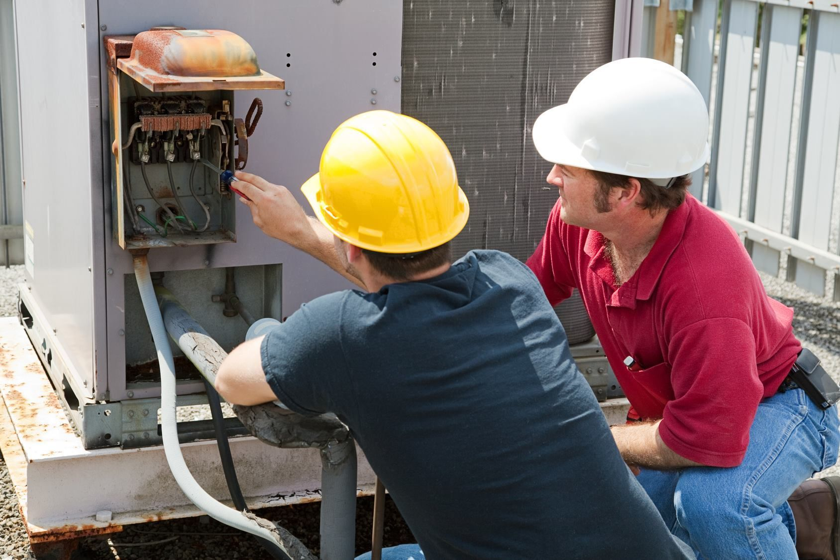Prompt And Polite Hvac Contractors Are What Comfort Air Zone Is