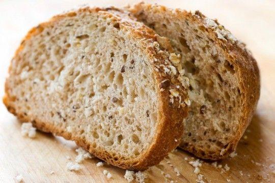 Ikarian Style Sourdough Bread