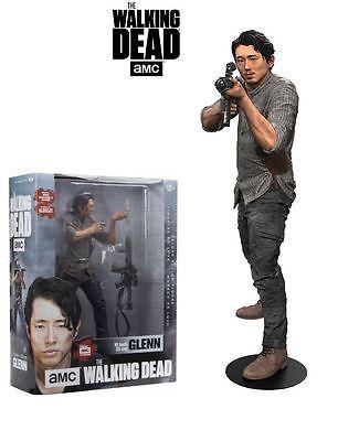 """McFarlane Toys The Walking Dead TV Glenn 10/"""" Deluxe Action Figure"""