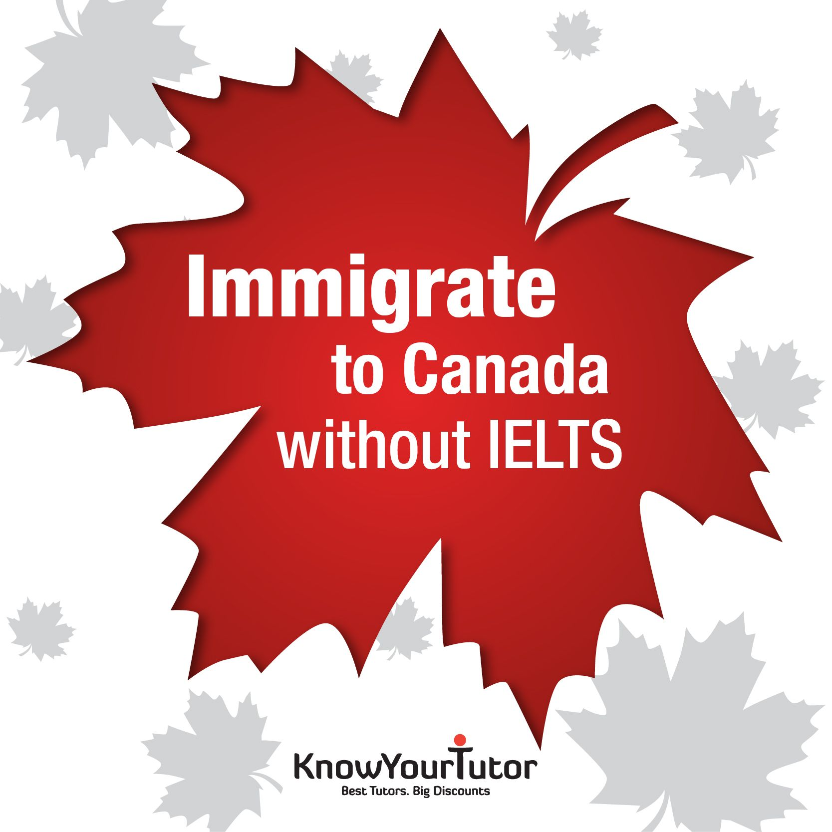 Immigrate To Canada Without Ielts Canada Immigration Canada Ielts