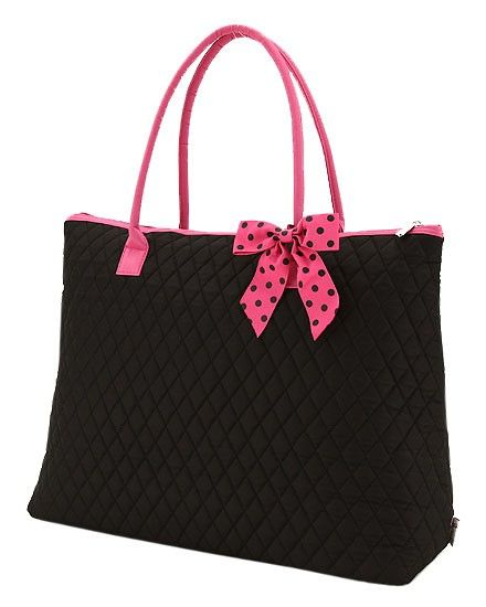 Black with Pink Polka Dots | Purses | Pinterest | Backpacks and Black