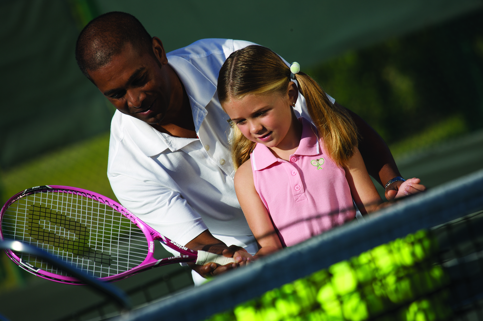 Junior tennis academy summer camp covers the basics to