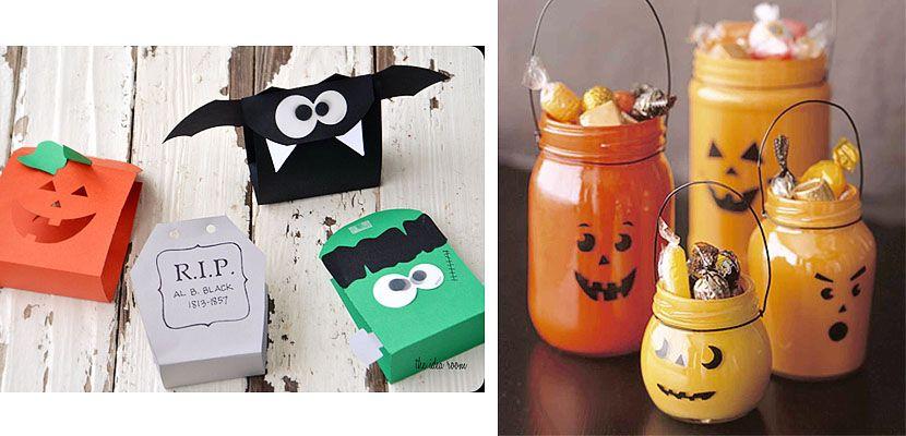 Sencillos DIY para la fiesta de Halloween - http://www.decoora.com/sencillos-diy-para-la-fiesta-de-halloween.html