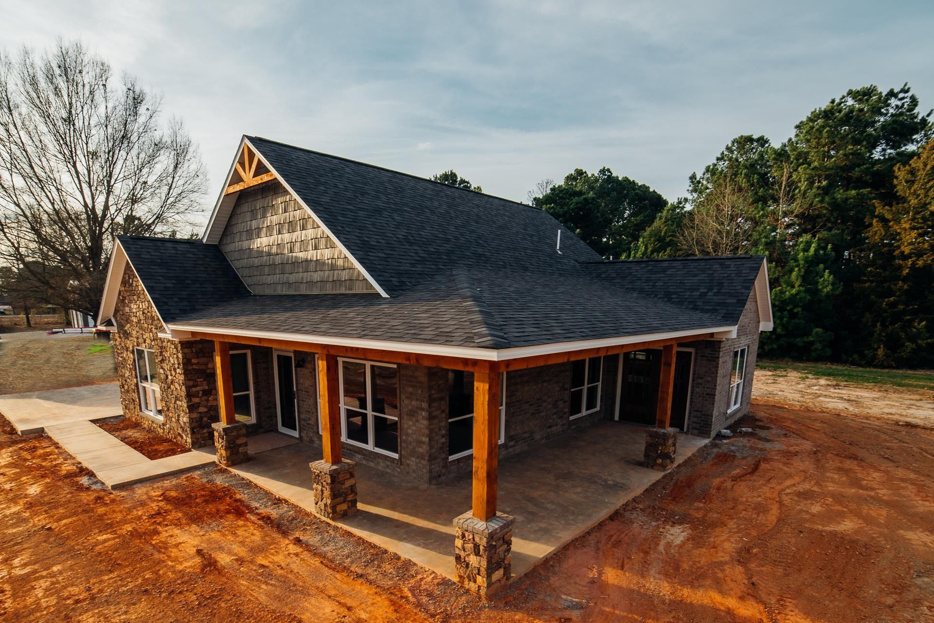 Pin by Katlynn Blacksmith on We're Building! | House ...