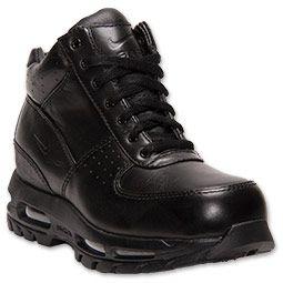 Men Nike ACG Air Max Goadome II Black Black Black Shoes