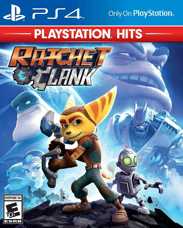 تحميل لعبة المغامرة راتشت أند كلانك Ratchet And Clank Ps4 للبلاي ستيشن Playstation Ps4 Games Ratchet