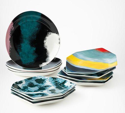 Dvf Plates Plates Dessert Plate Dvf