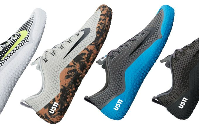 arma Sierra negativo  Nike Goes Nearly Barefoot with the Free Trainer 1.0 | Barefoot running shoes,  Nike free trainer, Nike free
