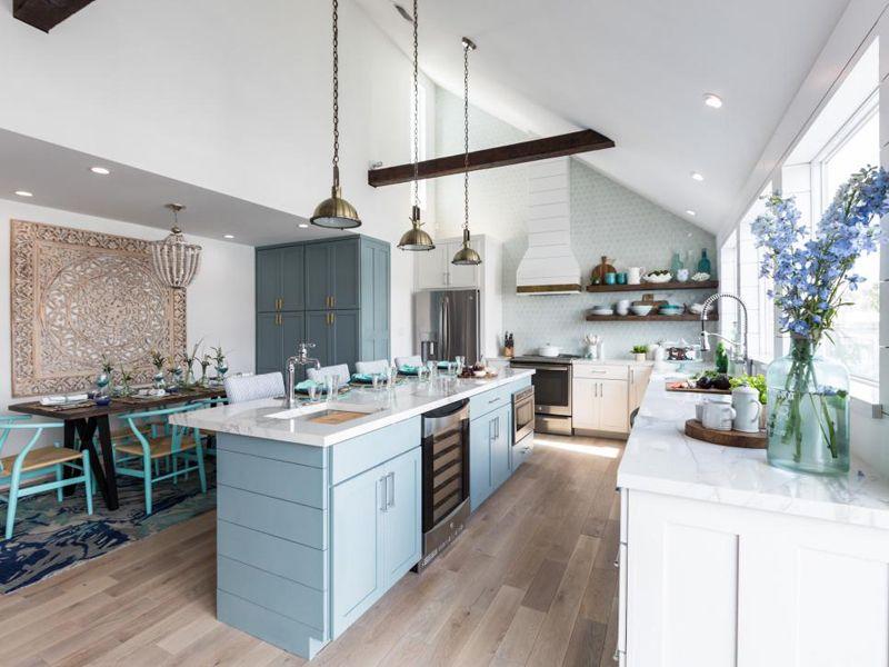 Beth Lindsey Interior Design Kitchen Ideas Kitchen House Beach