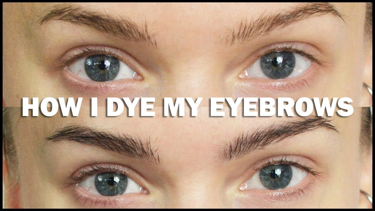 Eyebrow: video tutorial