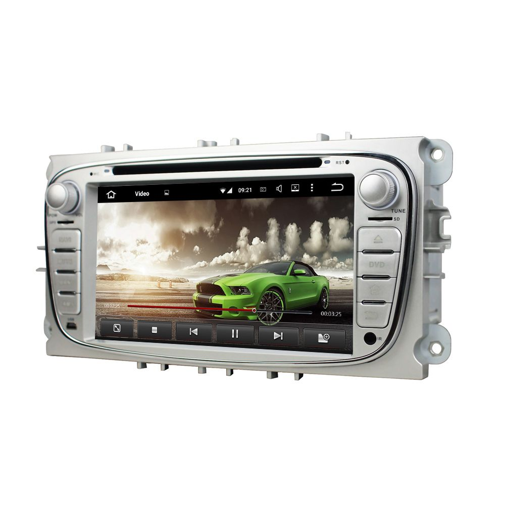 Android6 0 7 1024 600 Car Radio Dvd Gps For Ford Mondeo Tourneo