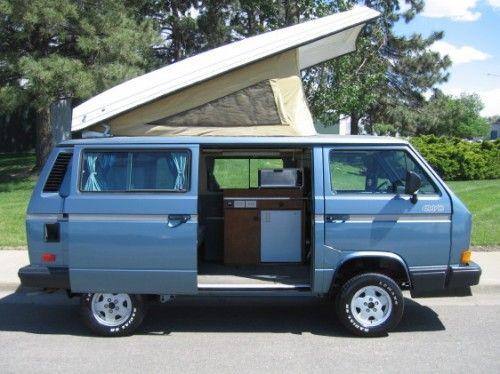 This Is A Dream Come True Recreational Vehicles Mini Van Volkswagen