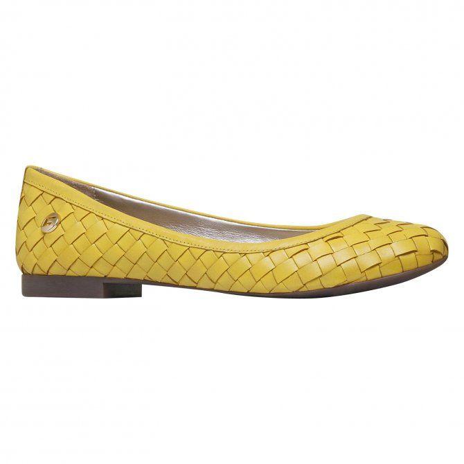 c5fb98f1d63ec Shoes   calçados Sapatilhas   mocassins Sapatilha feminina rita carmim  amarelo - Carmim Store