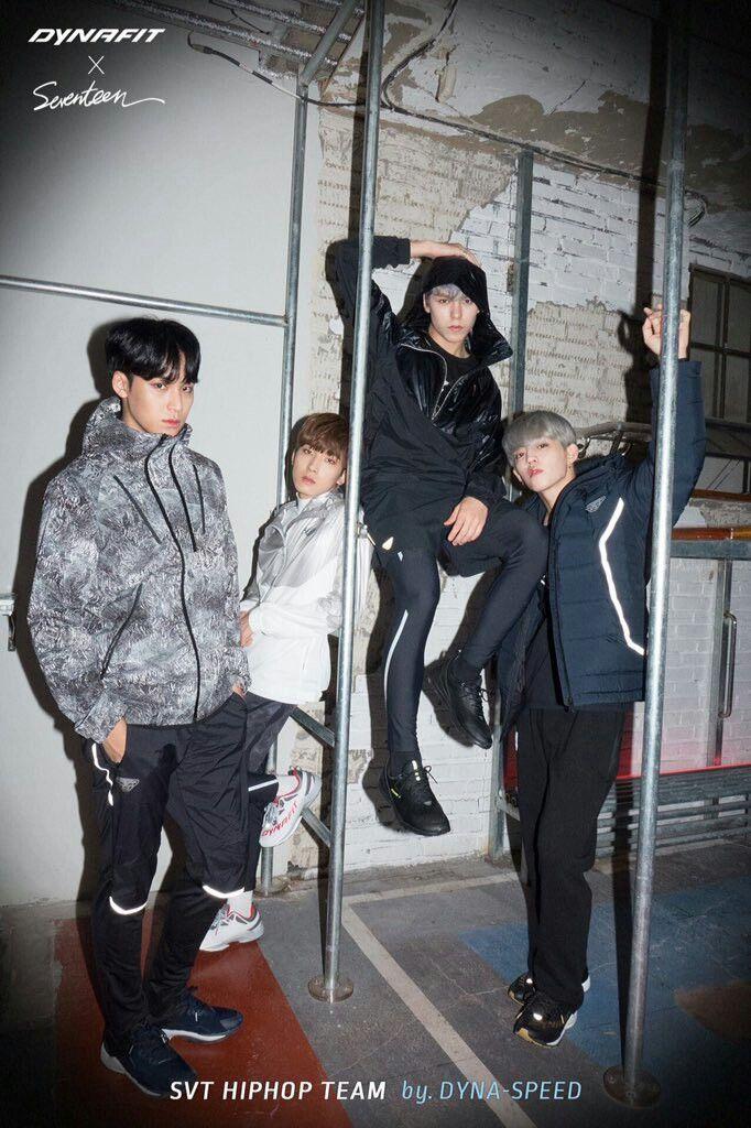 hip hop team ♡