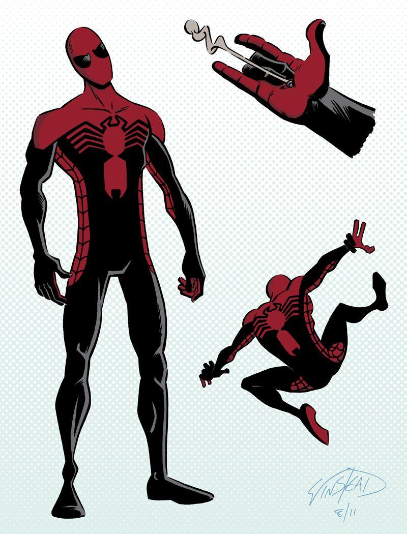 занятия все костюмы человека паука из комиксов картинки сомнительные названия для