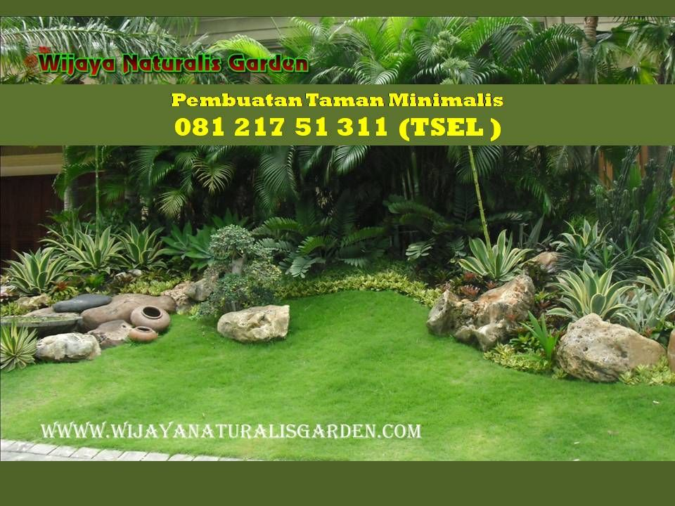 WIJAYA NATURALIS GARDEN , merupakan Ahli dalam bidang Perancangan dan Pembuatan Taman yang bergerak diwilayah Jawa Timur meliputi : Surabaya, Lamongan, Tuban, Bojonegoro, Gresik, Sidoarjo, Mojokerto, Tuban, malang dan sekitarnya Jangan ragu menggunakan Jasa kami. Info lebih lanjut : Hubungi : •CALL / WA : 081 217 51 311  ( TSEL ) •CALL / SMS : 0822 3141 4231  ( TSEL )