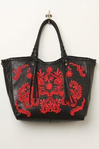 Isabella Fiore Women's Lola Ray Tote   Bag
