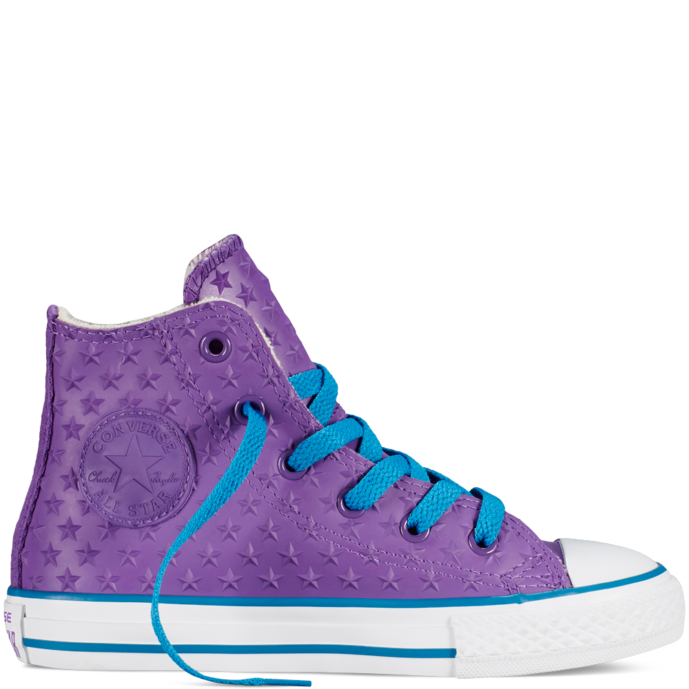 df0f2c6d9631 Chuck Taylor All Star Rubber allium purple -- really cute colors ...