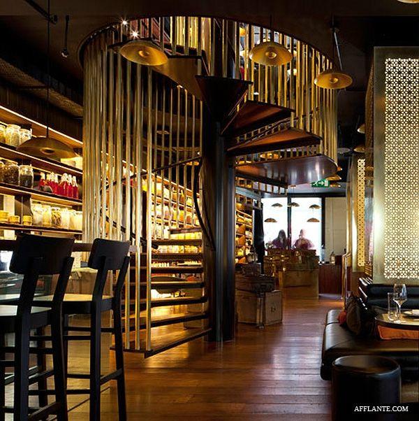 W Hotel London // Concrete Architectural Associates   Afflante.com