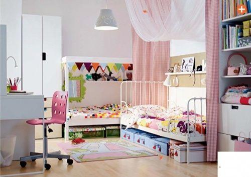 Ikea Catalog 2015 Liven Up Your House With Ikea S 2015 Catalogue Ikea Kids Bedroom Shared Kids Room Kids Room Design