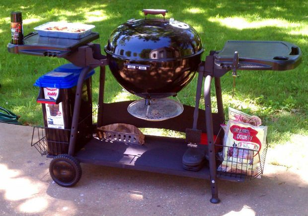 Upgraded Kettle Grill Kettle Grills Grilling Char Broil Gas Grill