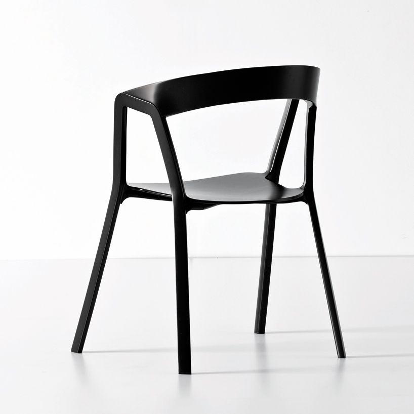 patrick norguet: compas chair for kristalia.