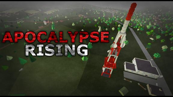 Apocalypse Rising - ROBLOX   Places to Visit   Apocalypse, Games