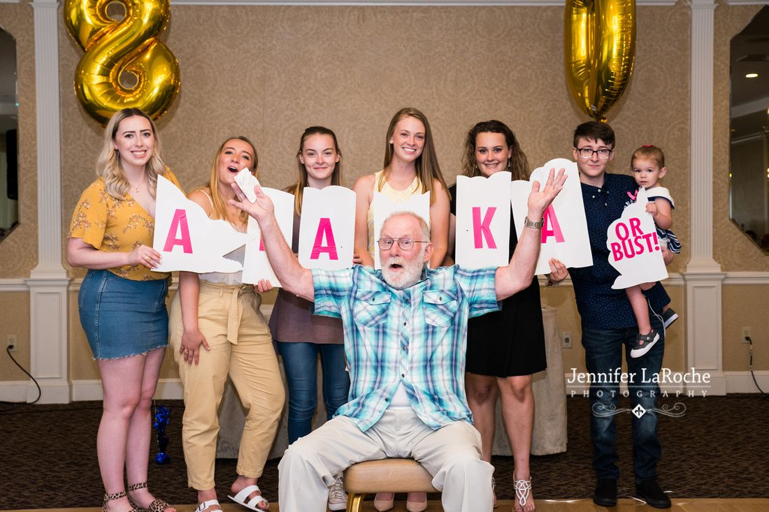 Event Photo - Grandkids Birthday Gift for Grandpa #grandkidsphotography