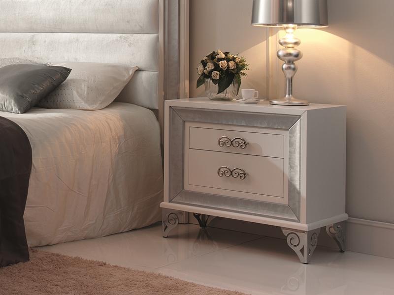 Mesitas de noche de 2 cajones mod ga9211pl muebles - Mesitas de noche recicladas ...