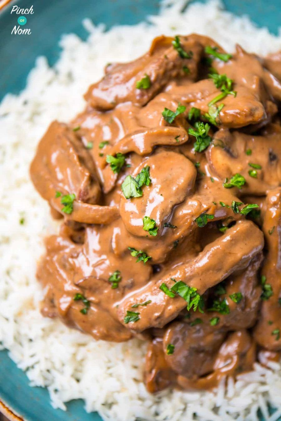Low Syn Beef Stroganoff | Slimming World-9 | Slimming ...