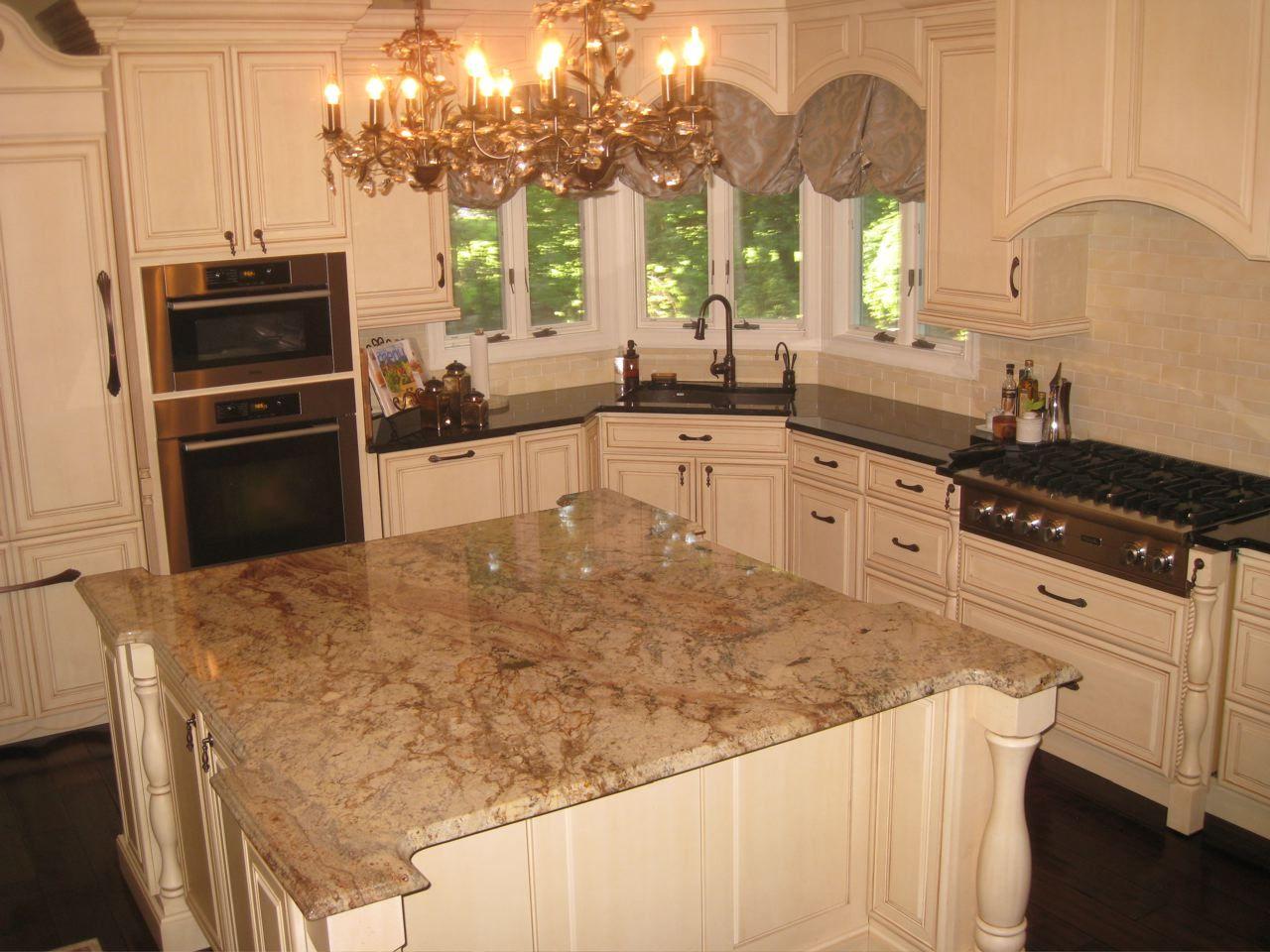typhoon bordeaux granite kitchen   Typhoon Bordeaux Island ... on Typhoon Bordeaux Granite Backsplash Ideas  id=58863