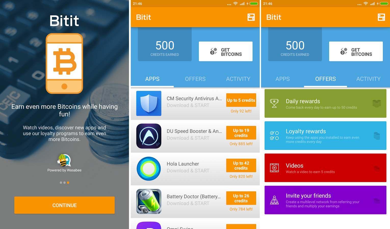 Bitit earn bitcoins for free apk downloader ricardo bettingadvice